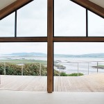 Bifold doors view
