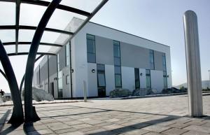Commercial aluminium project