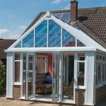 Replacing conservatory roofing