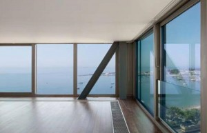 Lift and Slide Doors as windows