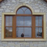 Sash windows with Arched top