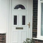 Upvc Entrance door