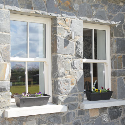 Sash windows - high security
