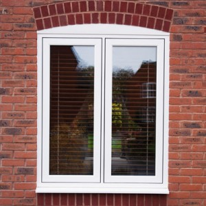 Affordable and warm timber effect windows