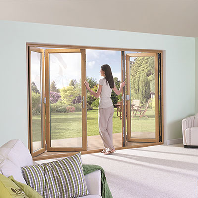 Bifolding doors for your home