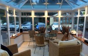 Portadown conservatory showroom NI