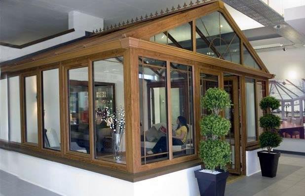 Lisburn Conservatory Showroom Ni Turkington Windows