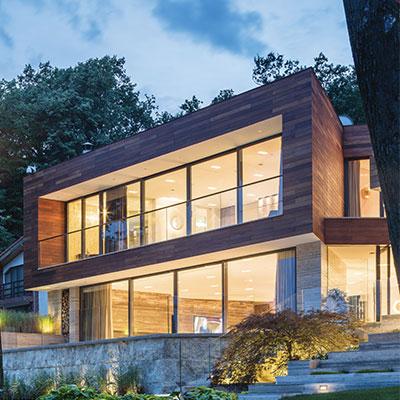Architectural Aluminium window