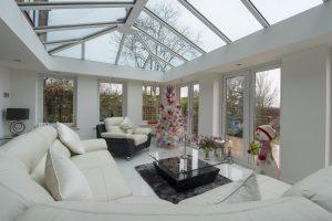 lantern roof orangery