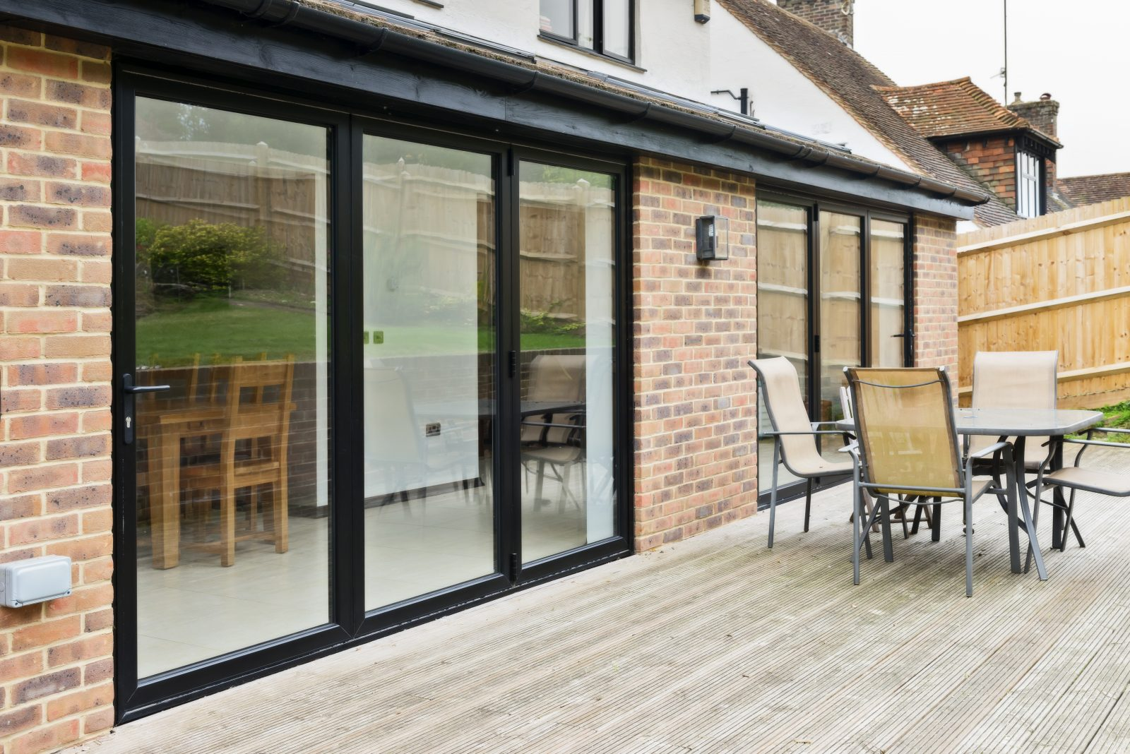 Aluminium Sliding Patio Doors | Turkington Windows & Conservatories