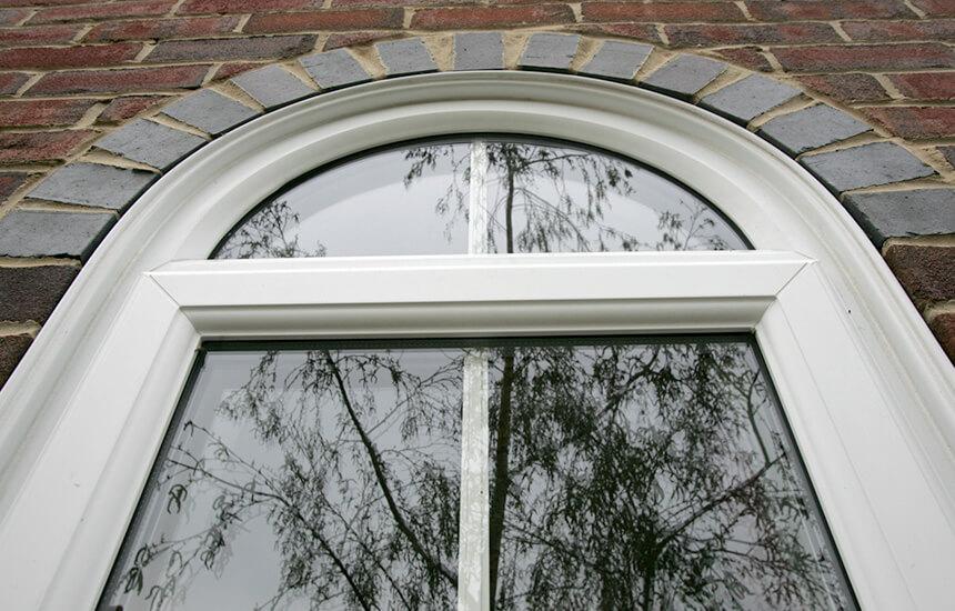 Bespoke uPVC casement window