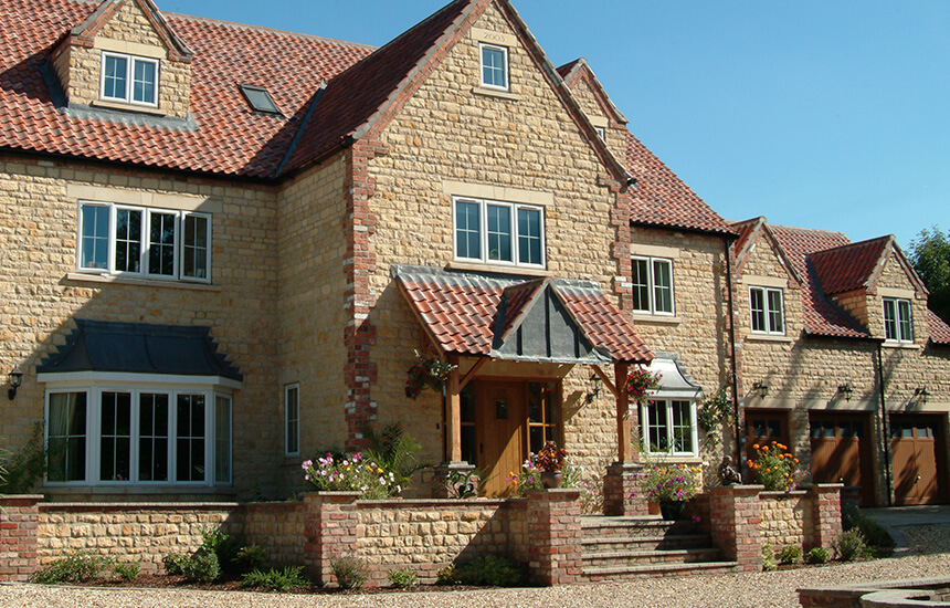Heritage casement windows installation