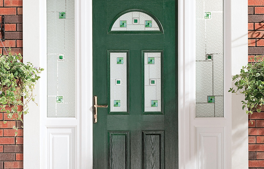 Traditional Composite Doors in NI & Dublin | Turkington Windows
