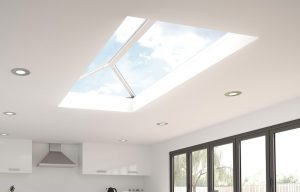 White Lantern Roof interior view