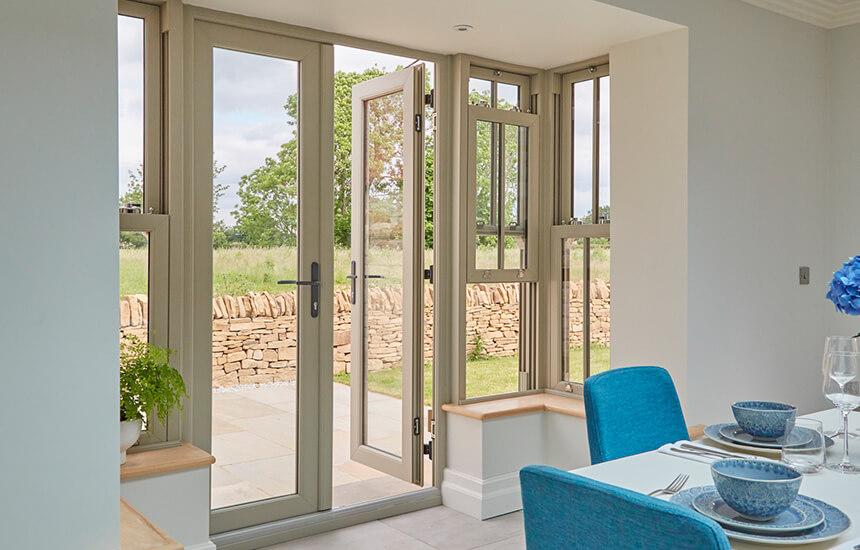 Pvc French Doors In Ni Dublin Turkington Windows