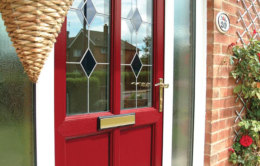 Pvc Entrance Doors In Ni Dublin Turkington Windows