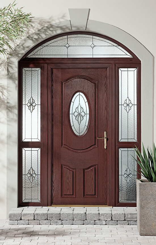 Traditional Composite Doors In Ni Amp Dublin Turkington
