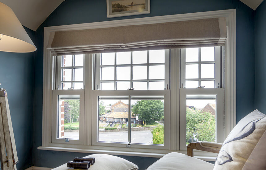 Sliding Sash Window Interior View Turkington Windows