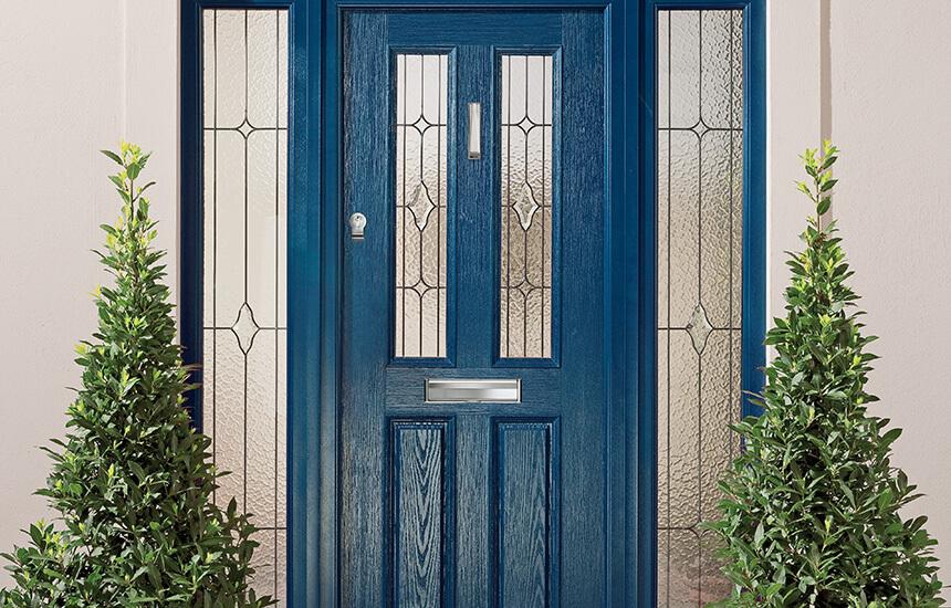 Traditional Composite Doors in NI & Dublin | Turkington Windows