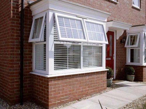 Window installation exterior