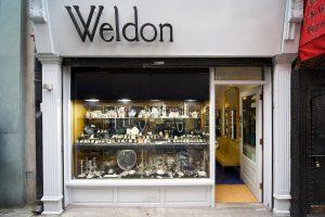 Weldon dublin store exterior