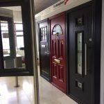 Door colour options Dublin showroom
