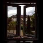 French windows PVC