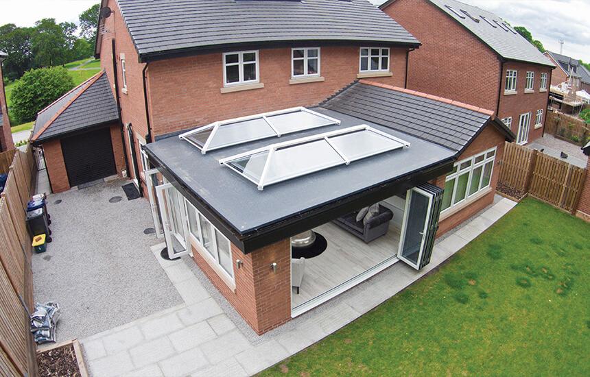 UltraSky Lantern Roof Extension