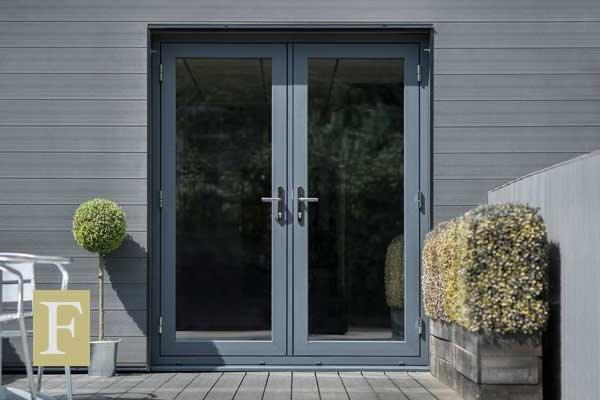 flush sash door