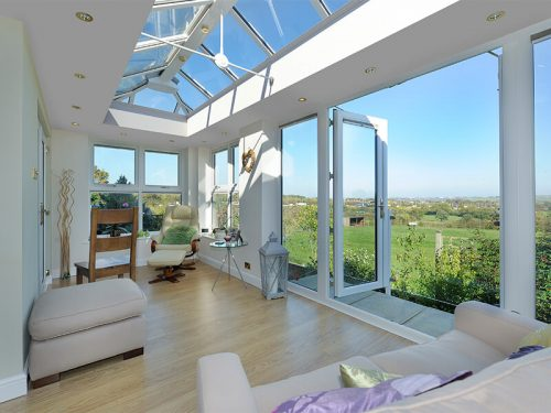 Conservatory UltraSky Roof Light