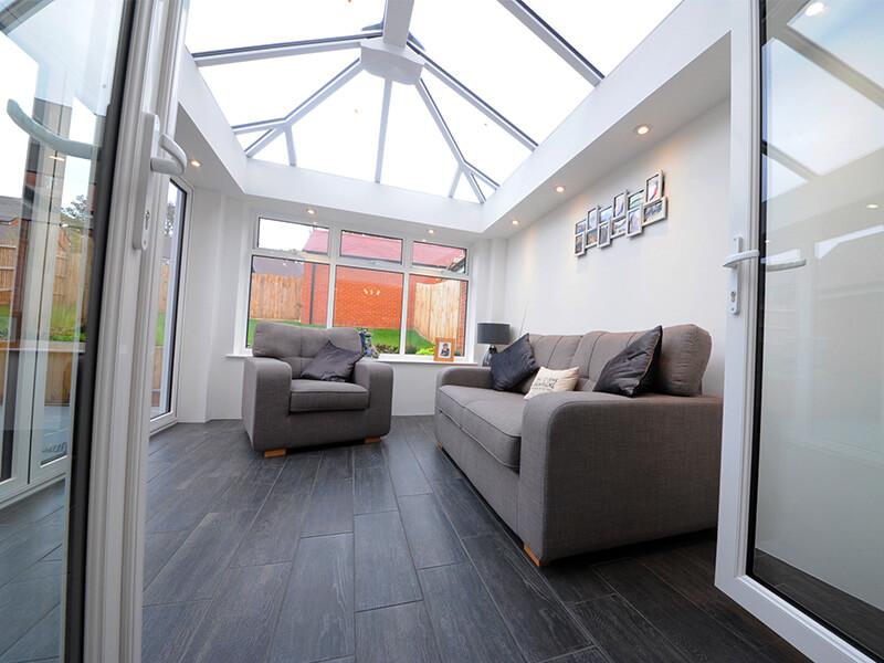 White UltraSky Roof Light