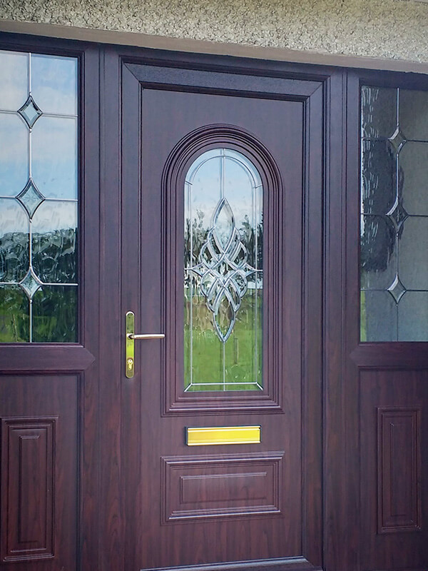 uPVC Entrance Door