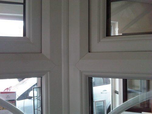 Window trim.